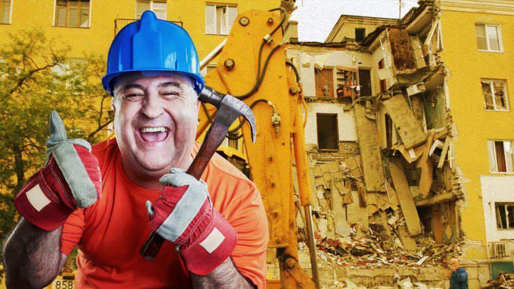 Взыскание убытков, связанных с строительством